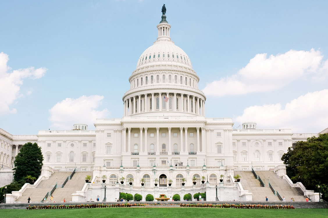 US Capitol Student Trip DC