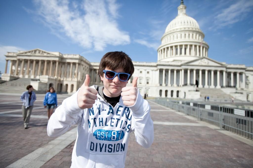 US Capitol Student Tour