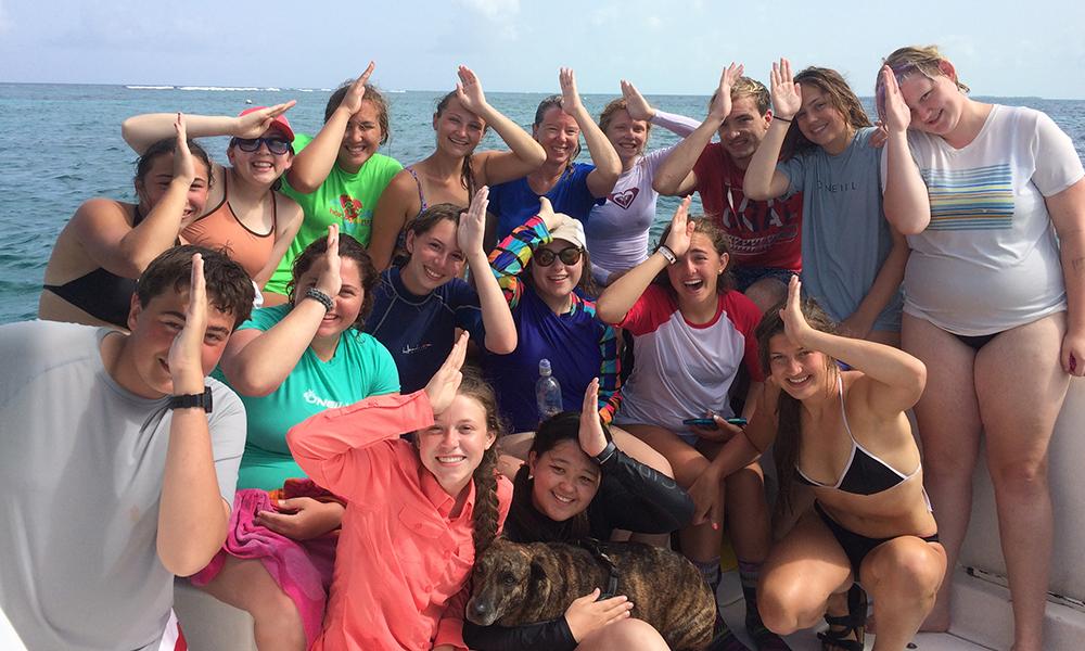 service missions trip Belize