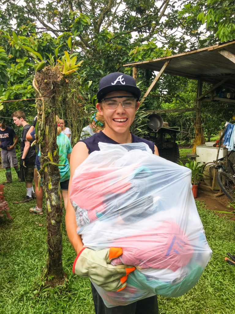 Service Scholars Costa Rica