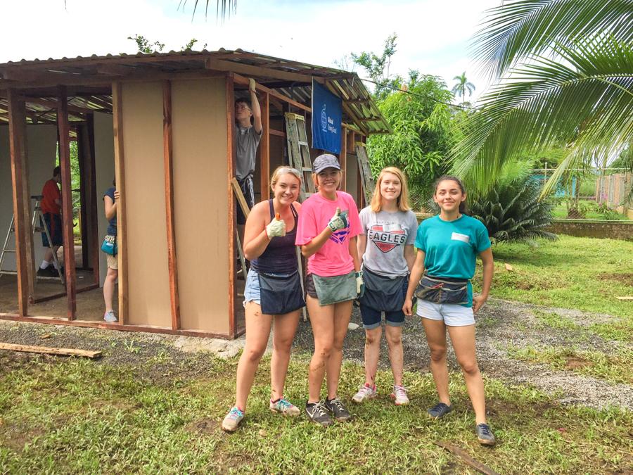 Service Trips Costa Rica